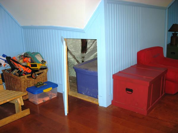 Access Panel and engineered Flooring